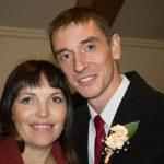 мы с женой, день свадьбы